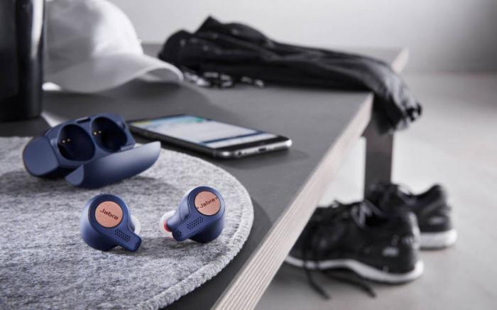 Casti In-Ear bluetooth Jabra Elite65t Active 4