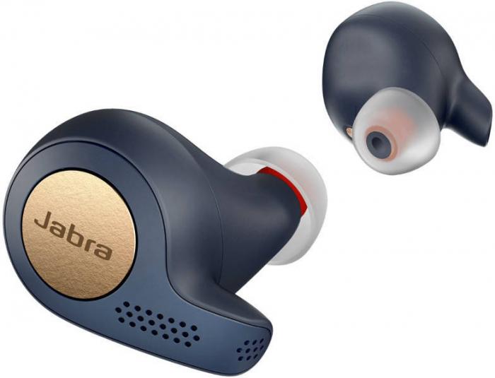 Casti In-Ear bluetooth Jabra Elite65t Active 1