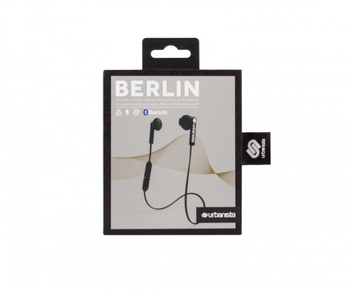 Casti In-Ear Bluetooth Urbanista Berlin 3