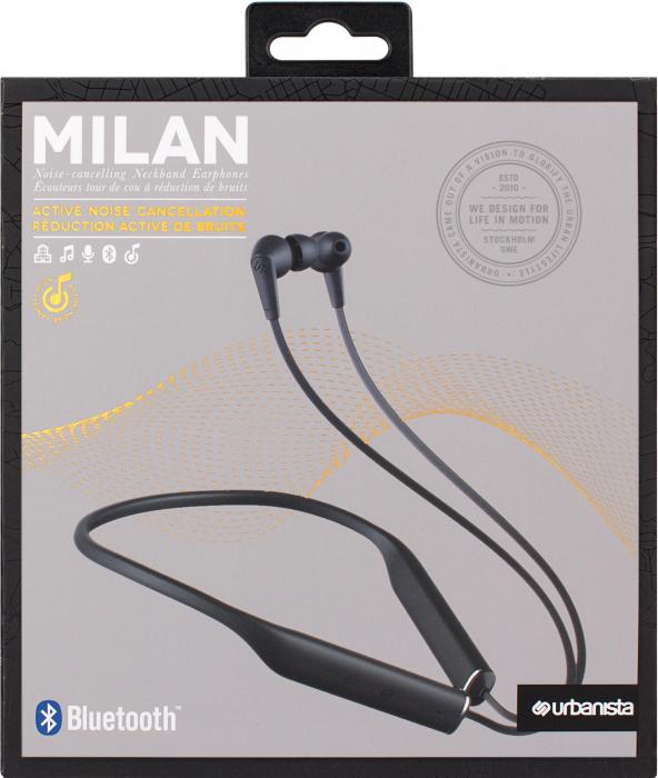 Casti In-Ear Bluetooth Urbanista Milan 3