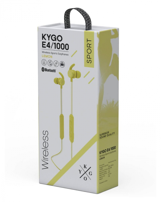 Casti In Ear Bluetooth Kygo c 2