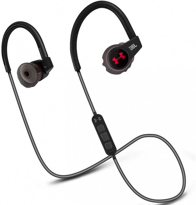 Casti In Ear wireless sport JBL UA HRM 0