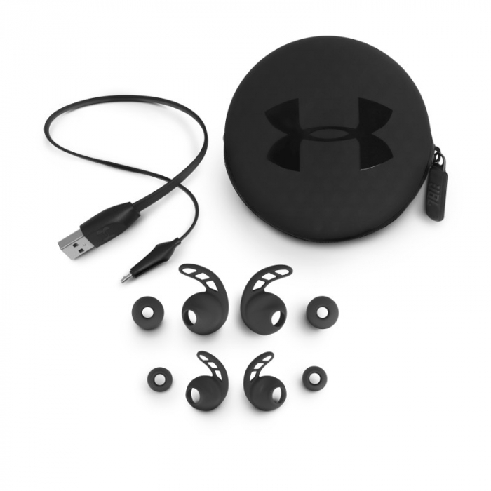 Casti In Ear wireless sport JBL UA Sport Wireless REACT 6