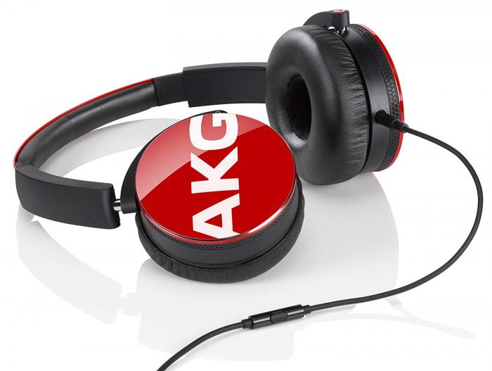 Casti On Ear AKG Y50 4