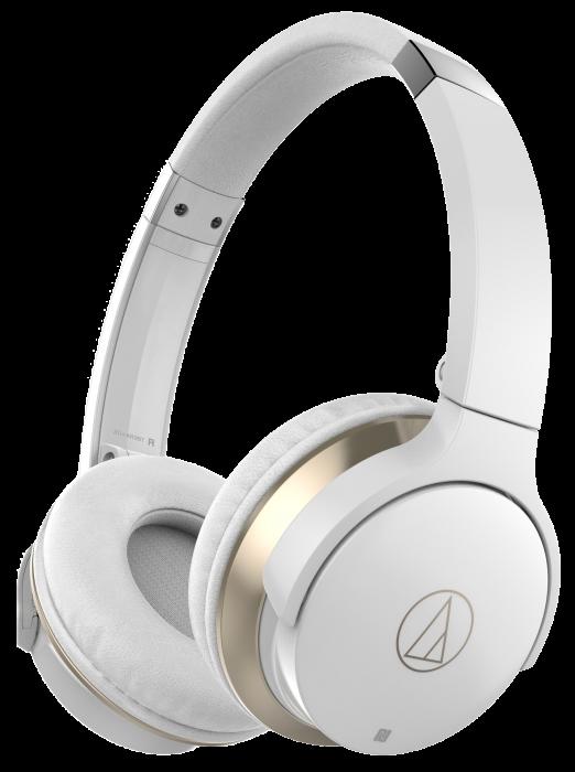 Casti On-Ear ATH-AR3BT Wireless si Microfon 0