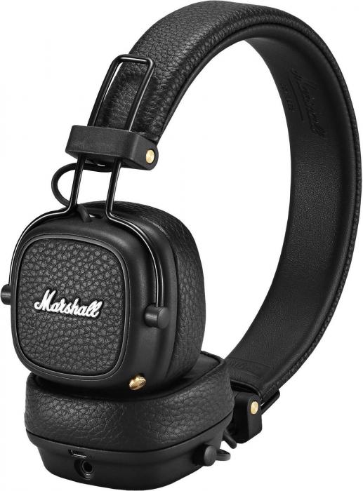 Casti On-Ear bluetooth Marshall Major III 1