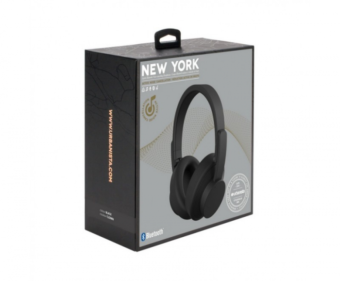 Casti On-Ear Bluetooth Urbanista New York 3