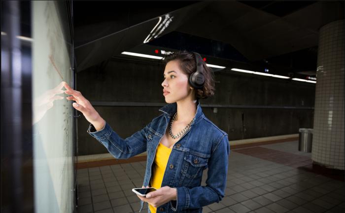 Casti On Ear wireless JBL C45BT 3