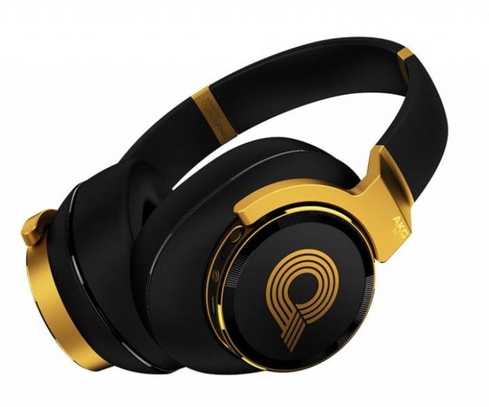 Casti Over Ear cu noise cancelling AKG N90Q 0