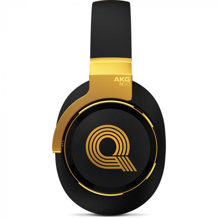 Casti Over Ear cu noise cancelling AKG N90Q 2
