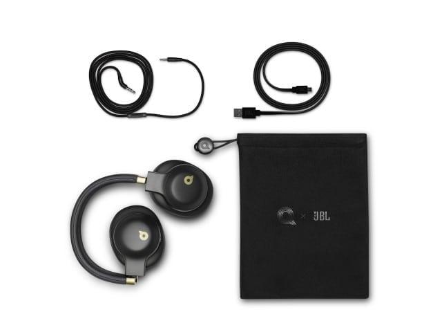 Casti Over Ear wireless JBL E55BT Quincy Edition 2