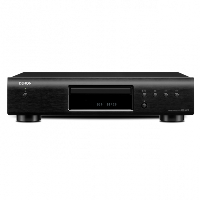 CD Player Denon DCD-520AE 0