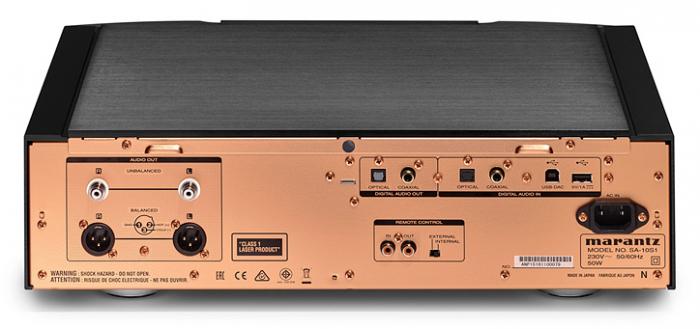 CD Player Marantz SA-10S1 1
