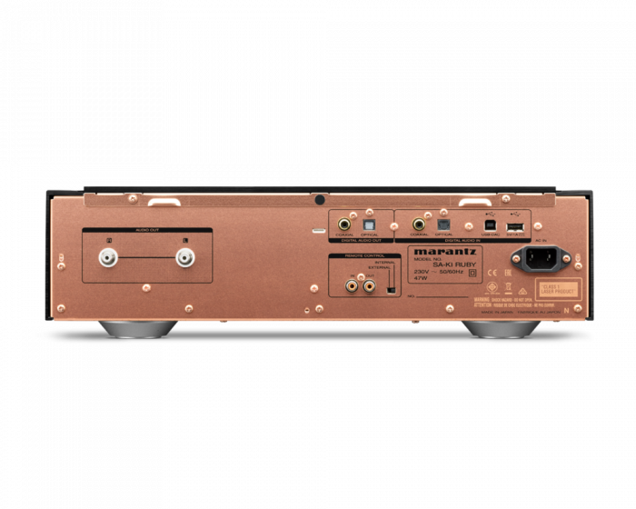 CD Player Marantz SA-KI Ruby Ken Ishiwata Signature 2