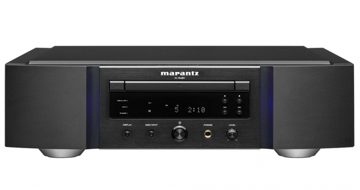 CD Player Marantz SA-KI Ruby Ken Ishiwata Signature 0