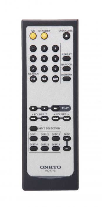 CD Player Onkyo DX-C390 1