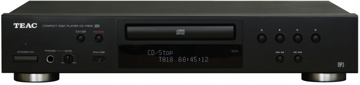 CD Player Teac CD-P650 0