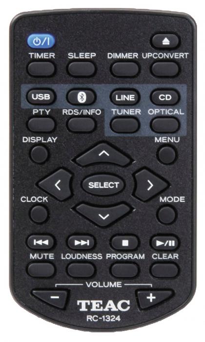 CD Player Teac CR-H101DAB 3