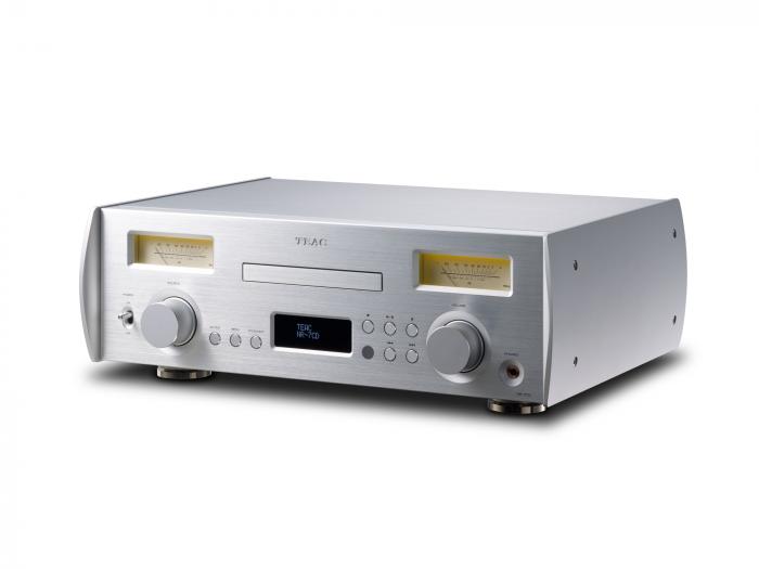 CD si Network player Teac NR-7CD 1
