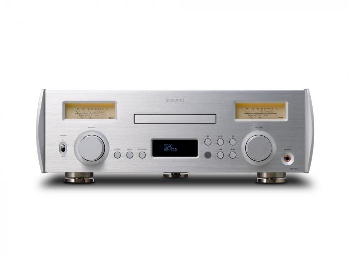 CD si Network player Teac NR-7CD 0