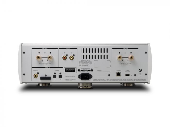 CD si Network player Teac NR-7CD 3