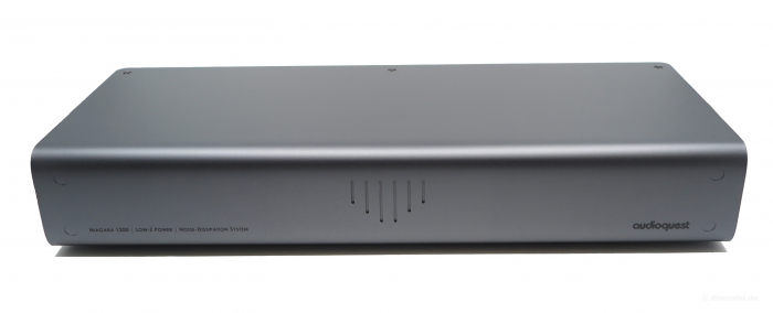 Conditioner retea electrica AudioQuest Niagara 1200, Level-X Linear Noise-Dissipation Technology 0