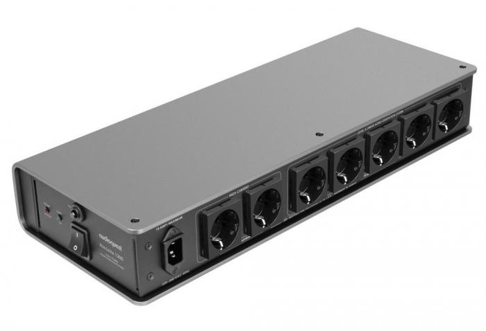 Conditioner retea electrica AudioQuest Niagara 1200, Level-X Linear Noise-Dissipation Technology 1