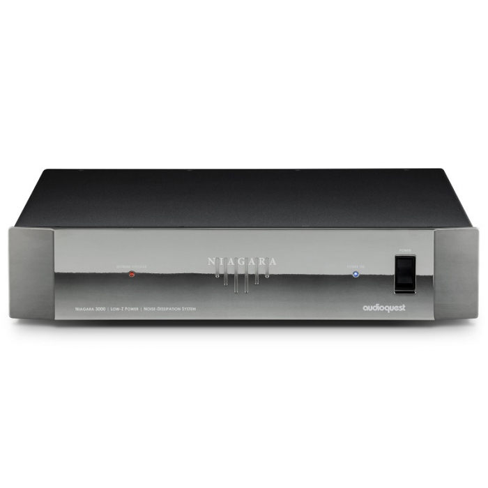 Conditioner retea electrica AudioQuest Niagara 3000, Low-Z Power Noise-Dissipation System [0]