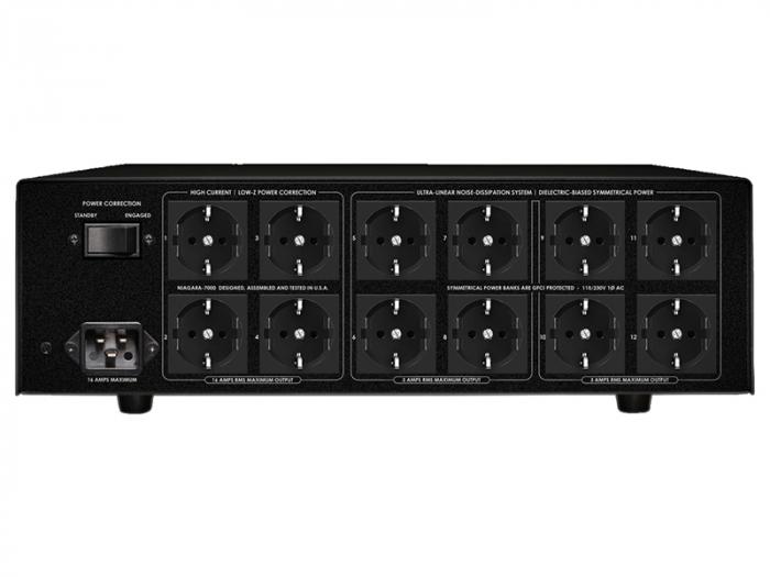 Conditioner retea electrica AudioQuest Niagara 5000, Low-Z Power Noise-Dissipation System 3