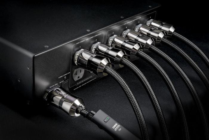 Conditioner retea electrica AudioQuest Niagara 5000, Low-Z Power Noise-Dissipation System 2