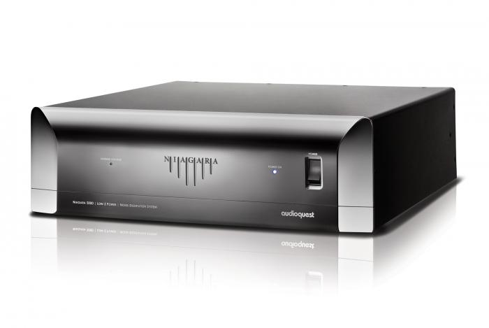 Conditioner retea electrica AudioQuest Niagara 5000, Low-Z Power Noise-Dissipation System 0