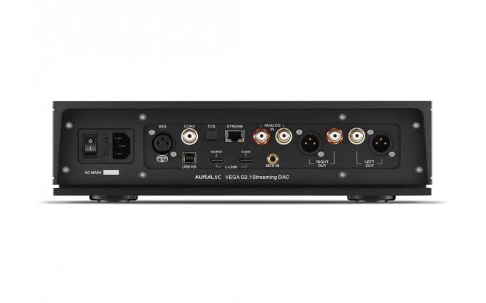 Convertor Digital/Analog (DAC) Auralic Vega G2.1 4