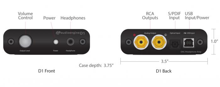 DAC Audioengine D1 [2]