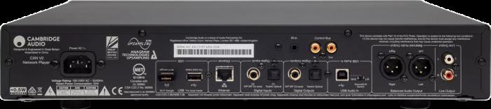 Streamer DAC Cambridge Audio CXN V2 1