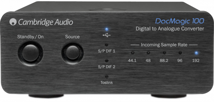 DAC Cambridge Audio DacMagic 100 0