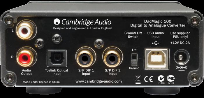 DAC Cambridge Audio DacMagic 100 1