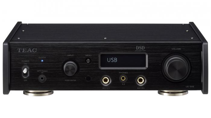 DAC si Amplificator casti Teac UD-505 0