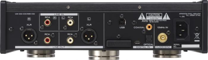 DAC si Amplificator casti Teac UD-505 1