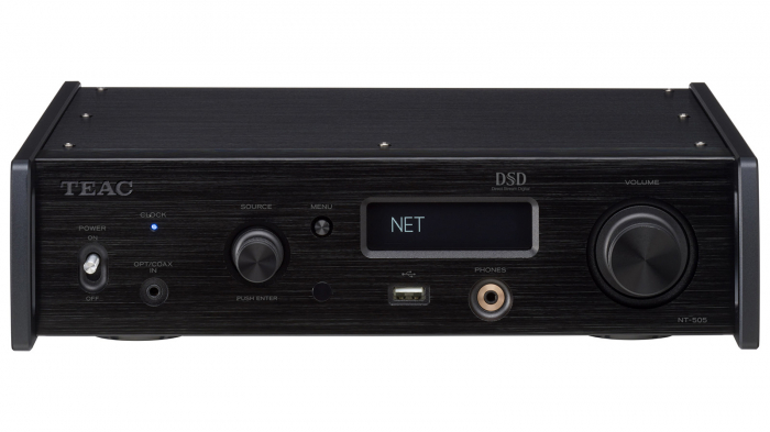 DAC si Network player Teac NT-505 0