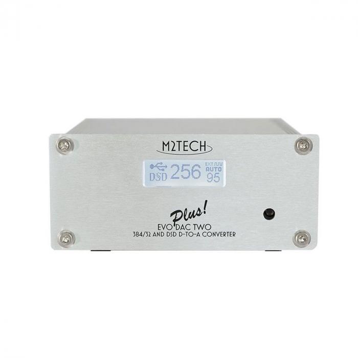 DAC si Phono Stage M2Tech Evo Phonodac Two 0