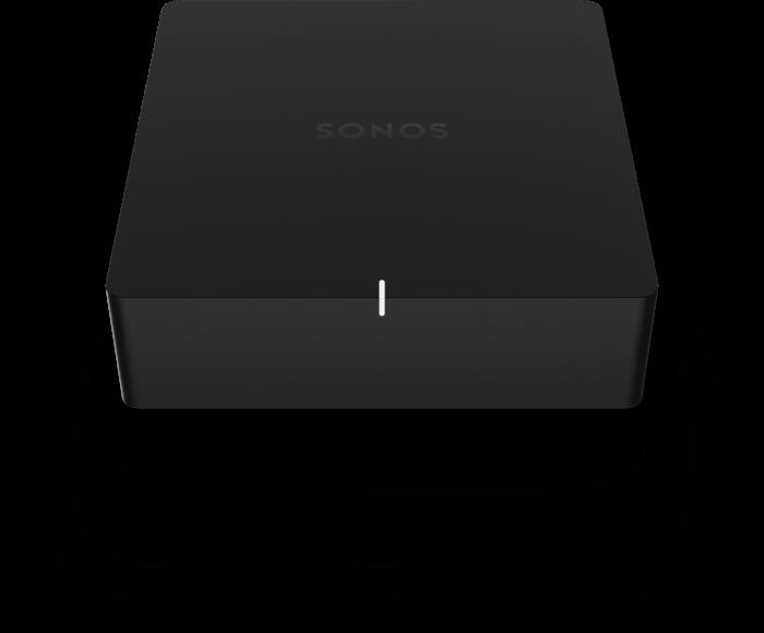 DAC Sonos Port 0