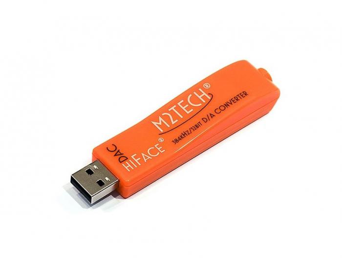 DAC USB M2Tech hiFace DAC [0]