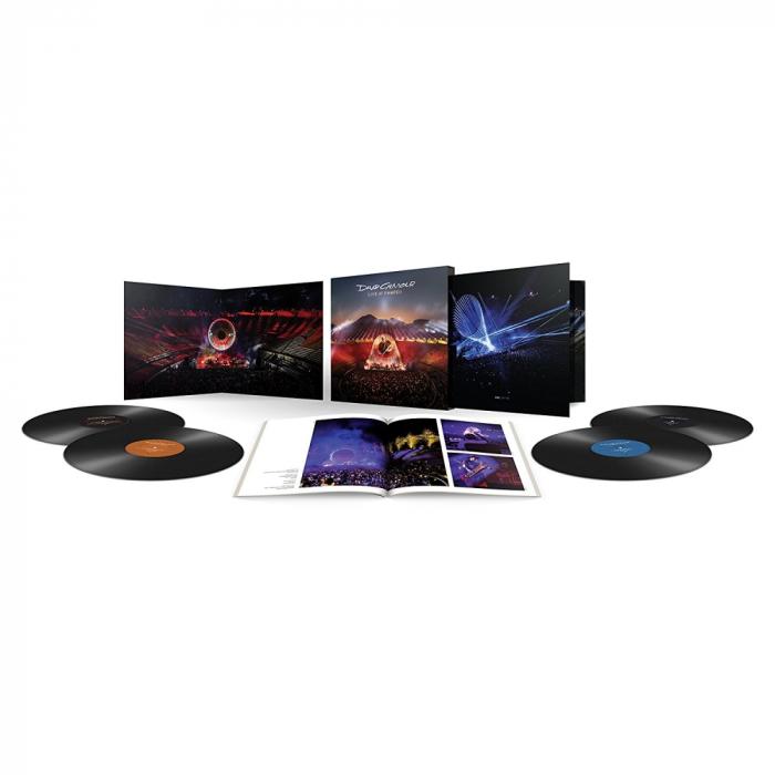 Vinil David Gilmour (from Pink Floyd)-Live At Pompeii-4LP 0