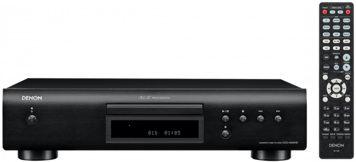 CD Player Denon DCD-600NE 0