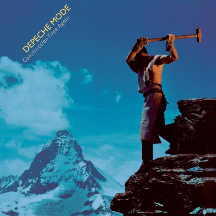 Vinil Depeche Mode-Construction Time Again-LP 0