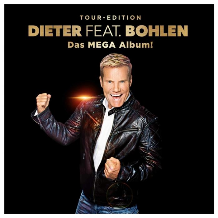 Vinil Dieter Bohlen (from Modern Talking)-Dieter feat. Bohlen (The Mega Album)-LP 0