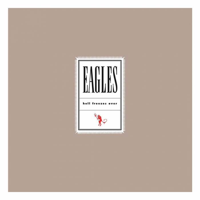Vinil Eagles-Hell Freezez Over (25th Anniversary Edition) (180g Audiophile Pressing)-2LP 0
