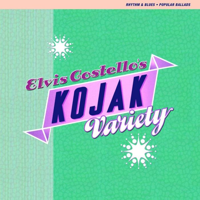 Vinil Elvis Costello-Kojak Variety (180g Audiophile Pressing)-LP 0