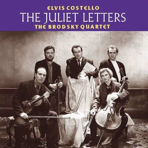 Vinil Elvis Costello & The Brodsky Quartet-The Juliet Letters (180g Audiophile Pressing)-LP 0