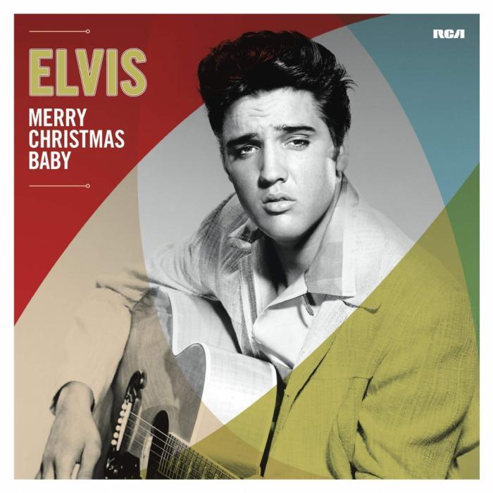 Vinil Elvis Presley-Merry Christmas Baby-LP 0